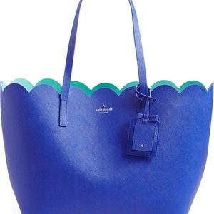 Kate Spade Lily Avenue - Carrigan Leather Tote New